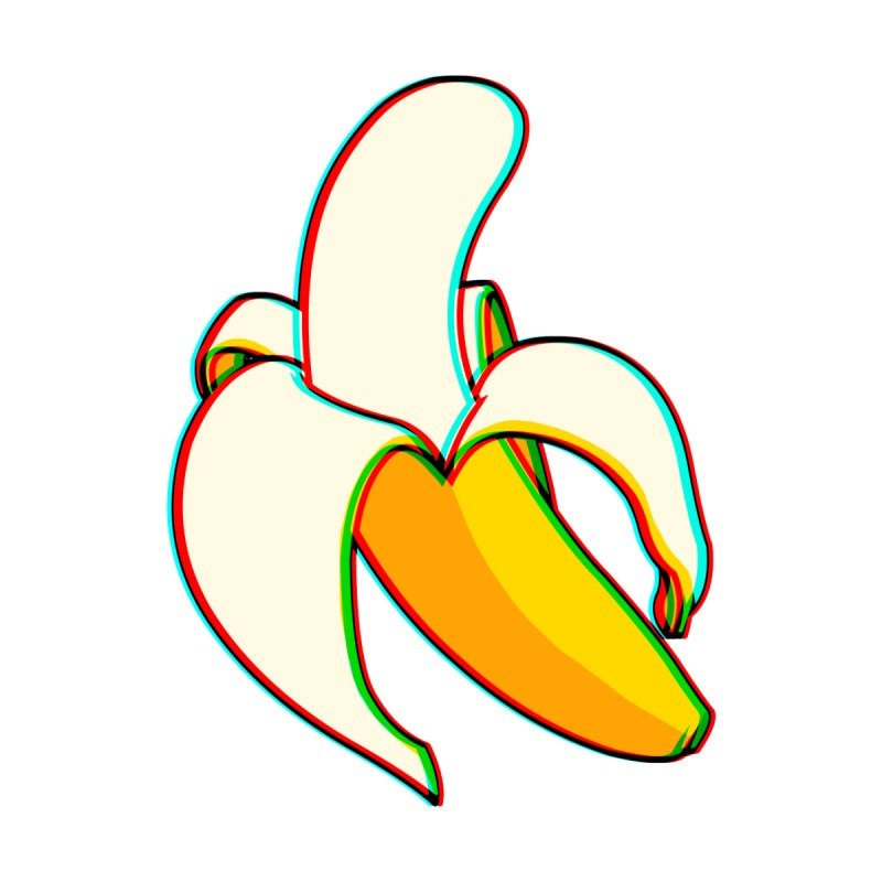 Banana Focus None  by ES427's Artist Shop