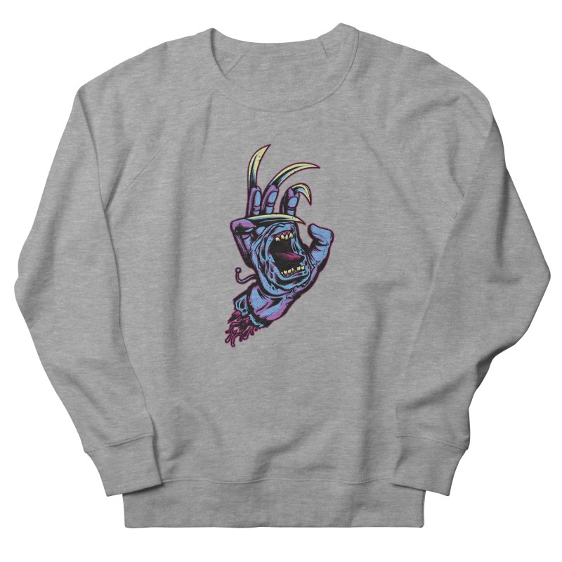 Slasher Hand Men's Sweatshirt by ES427's Artist Shop