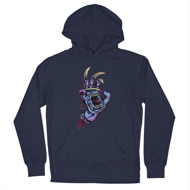 Slasher Hand Women's Pullover Hoody by ES427's Artist Shop