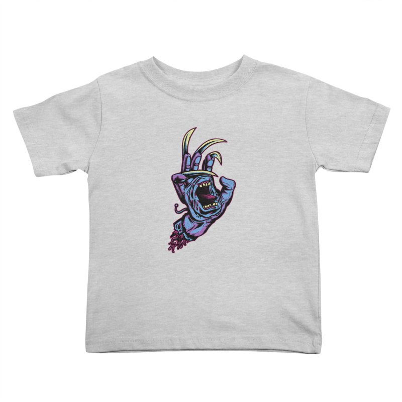 Slasher Hand Kids Toddler T-Shirt by ES427's Artist Shop