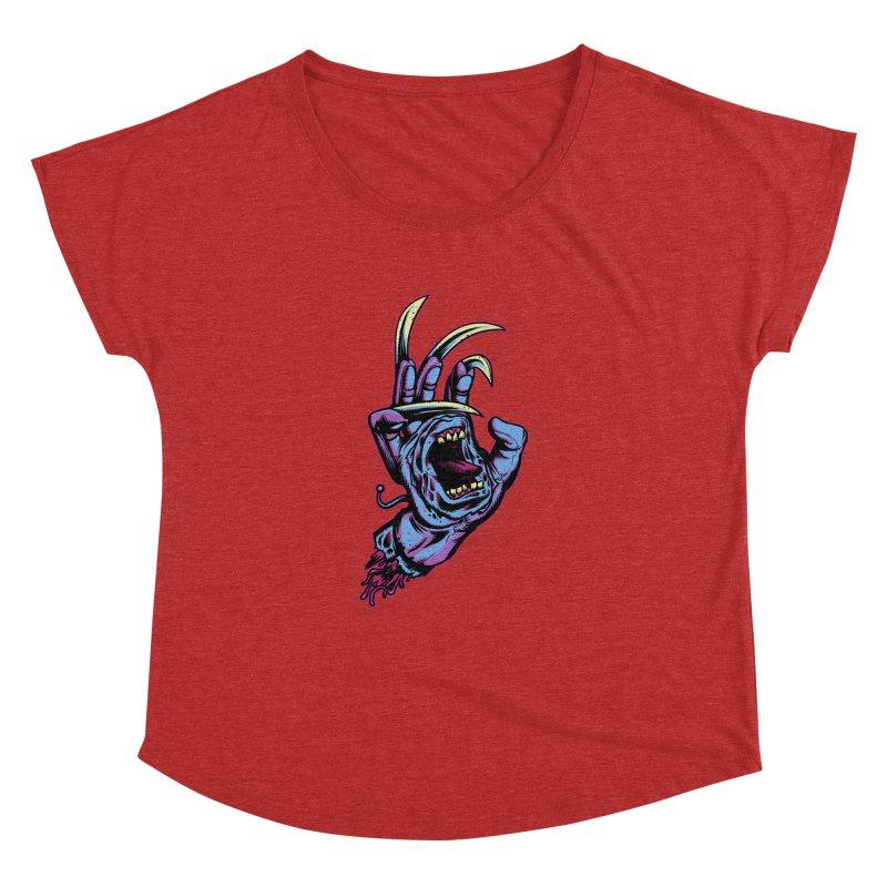 Slasher Hand Women's Dolman by ES427's Artist Shop