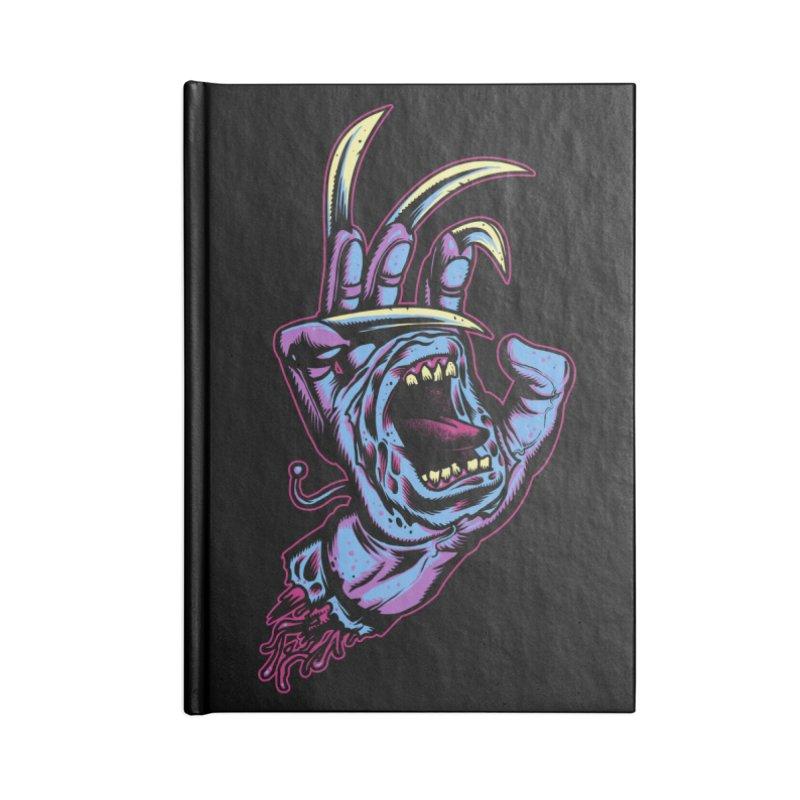 Slasher Hand Accessories Notebook by ES427's Artist Shop