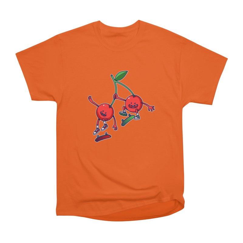 Skater Cherries Men's Classic T-Shirt by ES427's Artist Shop