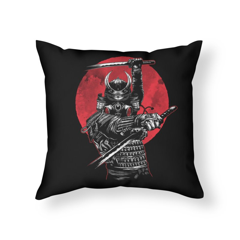 RONIN Home Throw Pillow by ES427's Artist Shop