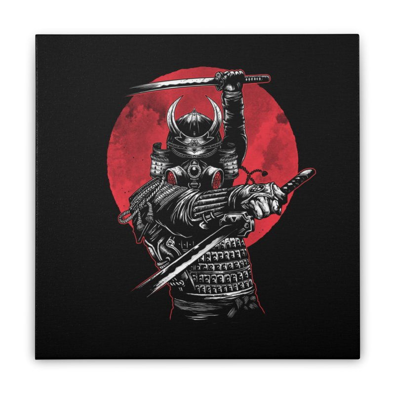 RONIN Home Stretched Canvas by ES427's Artist Shop