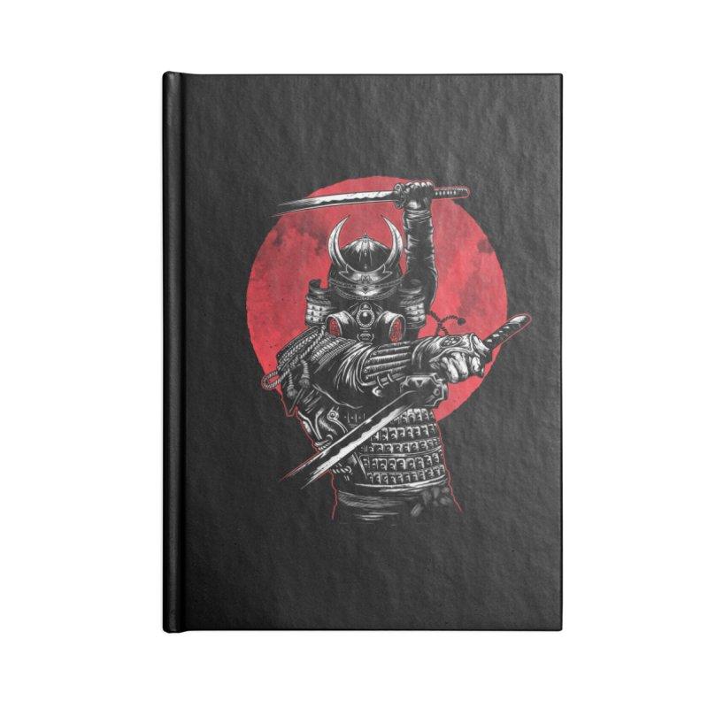 RONIN Accessories Notebook by ES427's Artist Shop