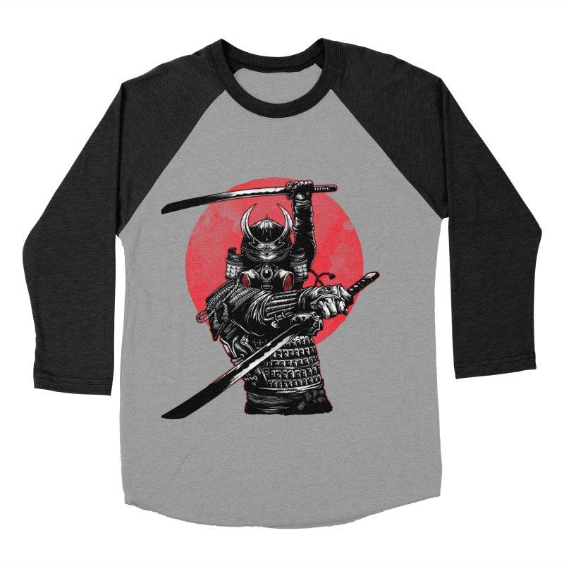 RONIN Women's Baseball Triblend T-Shirt by ES427's Artist Shop