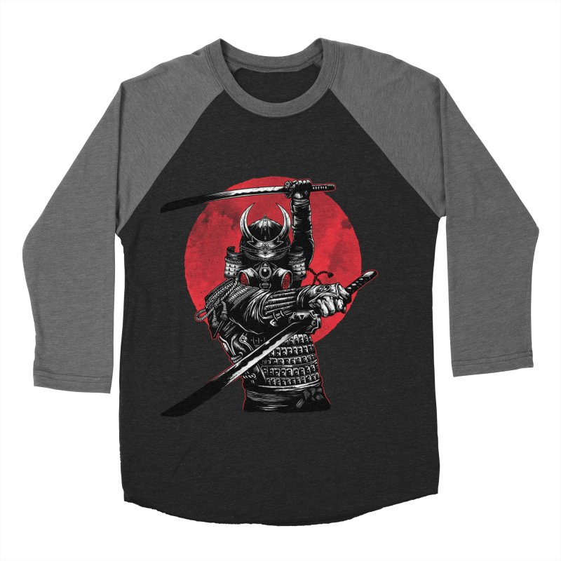 RONIN Men's Baseball Triblend T-Shirt by ES427's Artist Shop