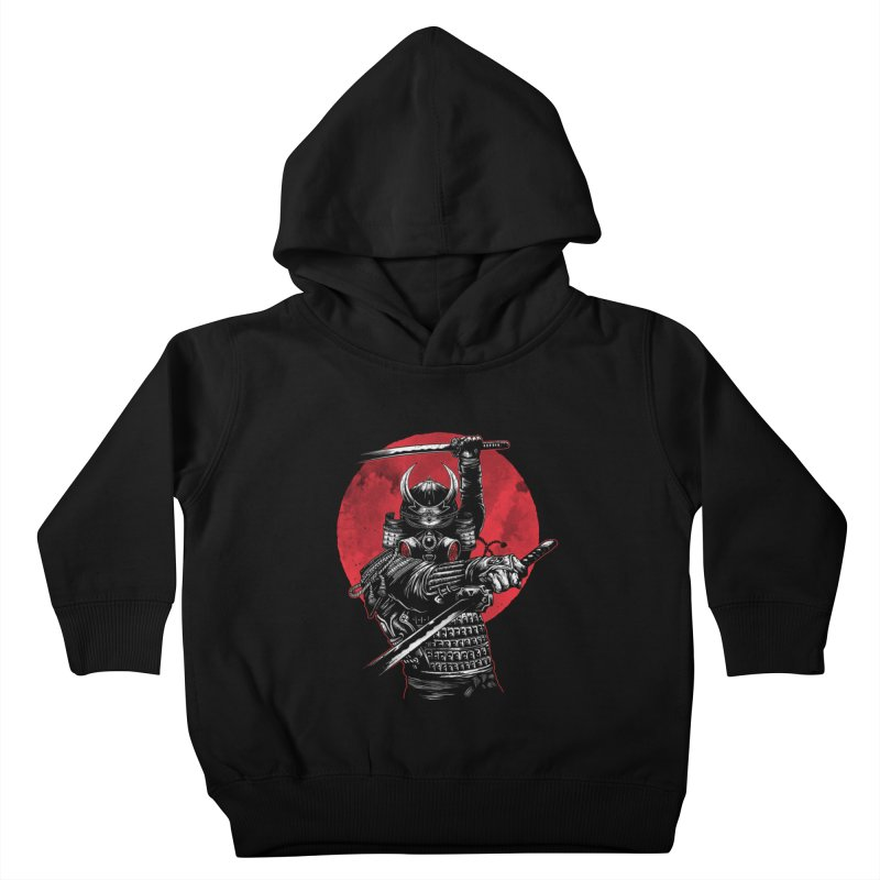 RONIN Kids Toddler Pullover Hoody by ES427's Artist Shop