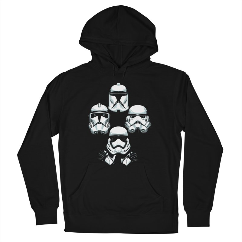 Troops Rhapsody Women's Pullover Hoody by ES427's Artist Shop