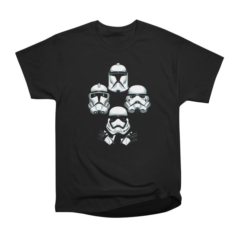 Troops Rhapsody Men's Heavyweight T-Shirt by ES427's Artist Shop