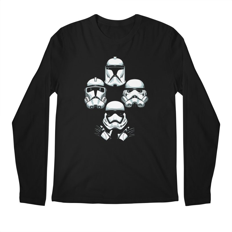 Troops Rhapsody Men's Longsleeve T-Shirt by ES427's Artist Shop