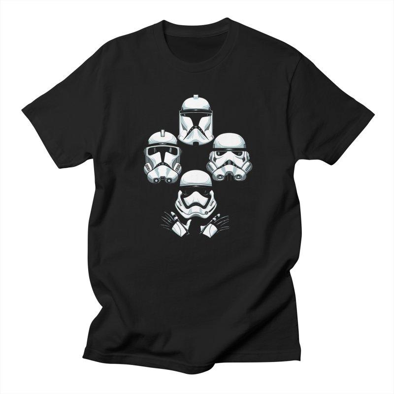Troops Rhapsody Men's Regular T-Shirt by ES427's Artist Shop