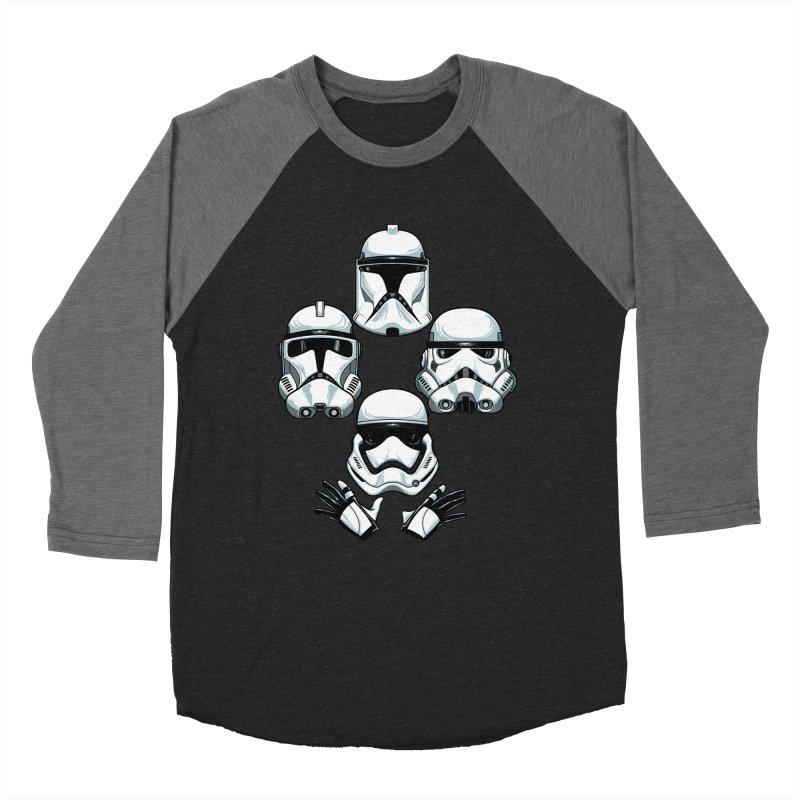 Troops Rhapsody Women's Baseball Triblend Longsleeve T-Shirt by ES427's Artist Shop