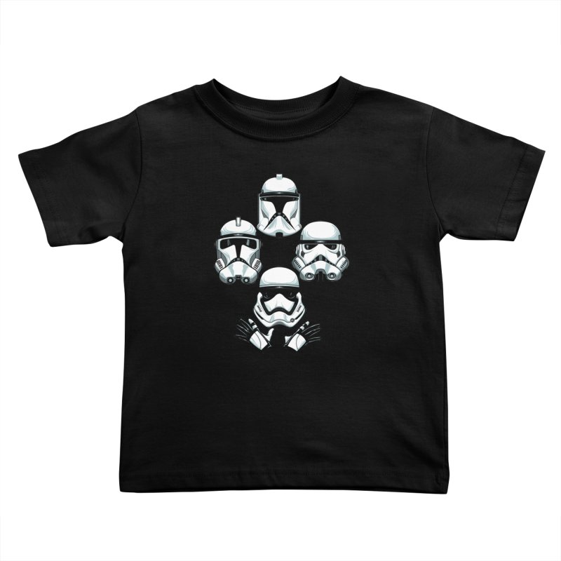 Troops Rhapsody Kids Toddler T-Shirt by ES427's Artist Shop