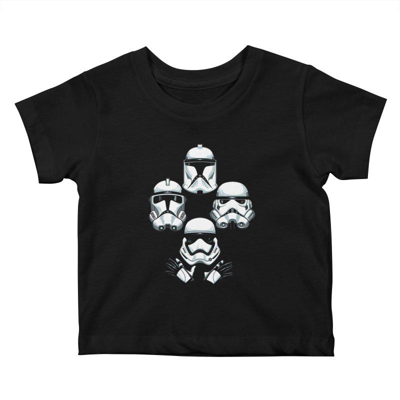 Troops Rhapsody Kids Baby T-Shirt by ES427's Artist Shop