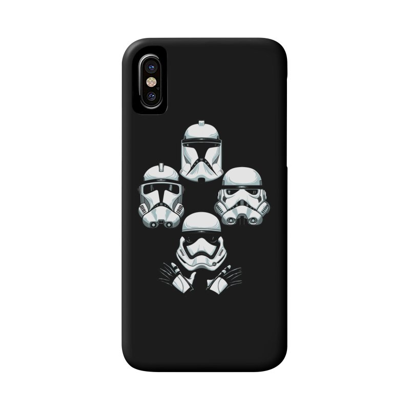 Troops Rhapsody Accessories Phone Case by ES427's Artist Shop