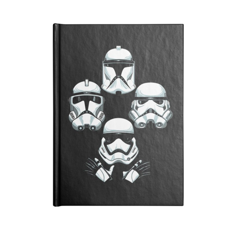 Troops Rhapsody Accessories Notebook by ES427's Artist Shop