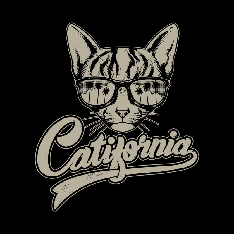 Catifornia Women's Tank by ES427's Artist Shop