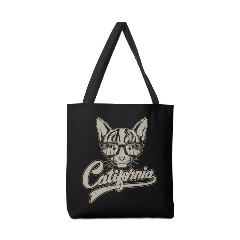 Catifornia Accessories Bag by ES427's Artist Shop