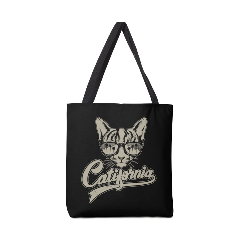 Catifornia Accessories Tote Bag Bag by ES427's Artist Shop