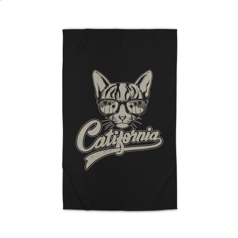 Catifornia Home Rug by ES427's Artist Shop