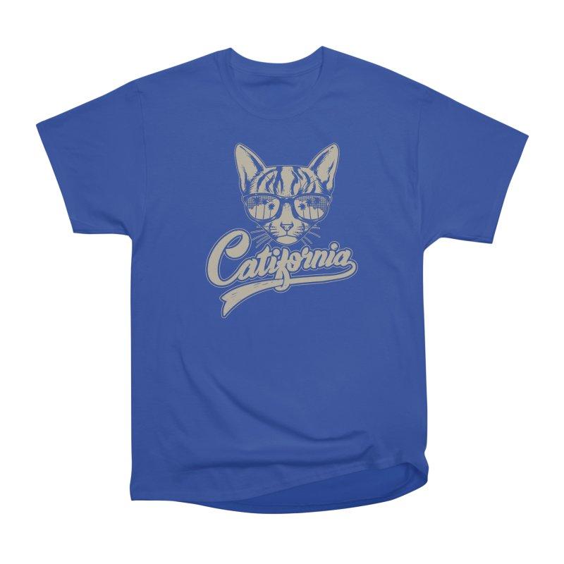 Catifornia Women's Heavyweight Unisex T-Shirt by ES427's Artist Shop