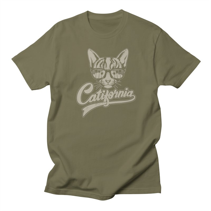 Catifornia Women's Regular Unisex T-Shirt by ES427's Artist Shop