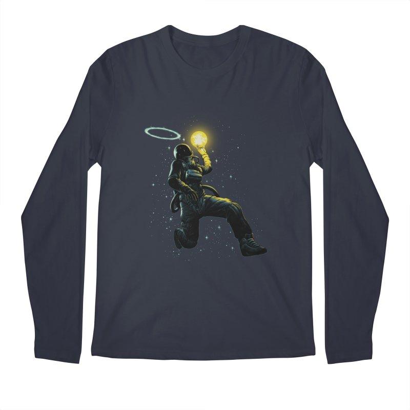 Astro Slam Dunk Men's Regular Longsleeve T-Shirt by ES427's Artist Shop