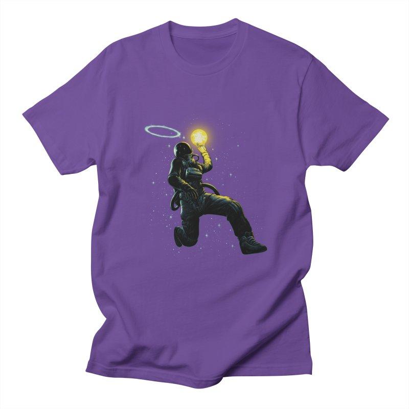 Astro Slam Dunk Women's Regular Unisex T-Shirt by ES427's Artist Shop