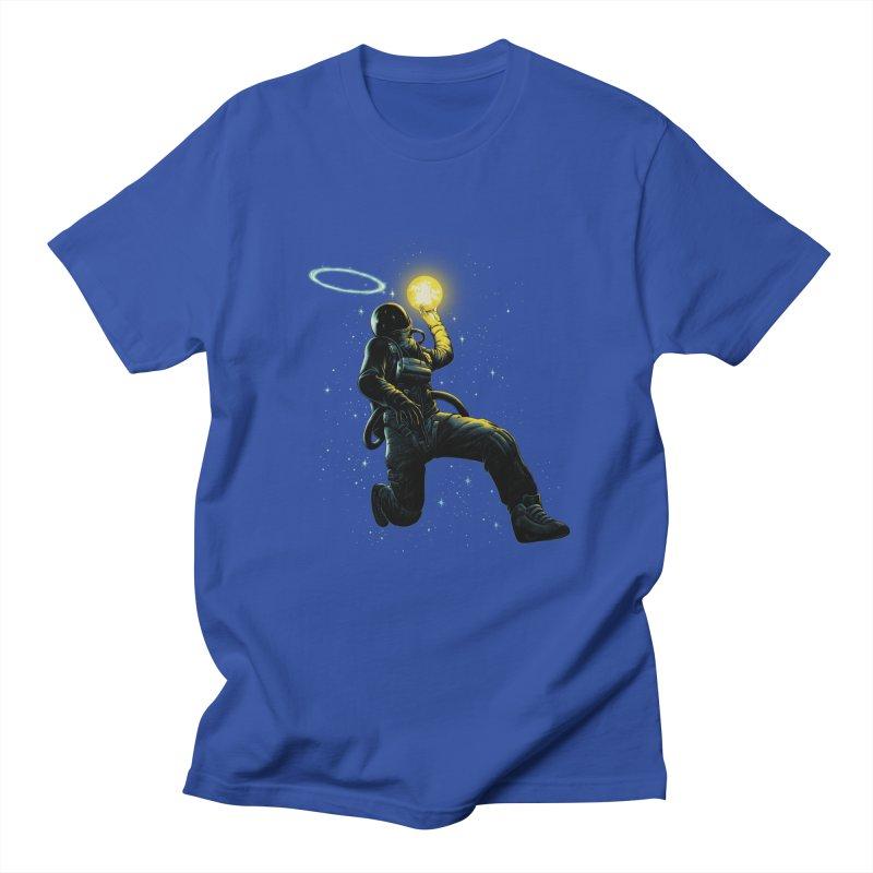Astro Slam Dunk Men's Regular T-Shirt by ES427's Artist Shop