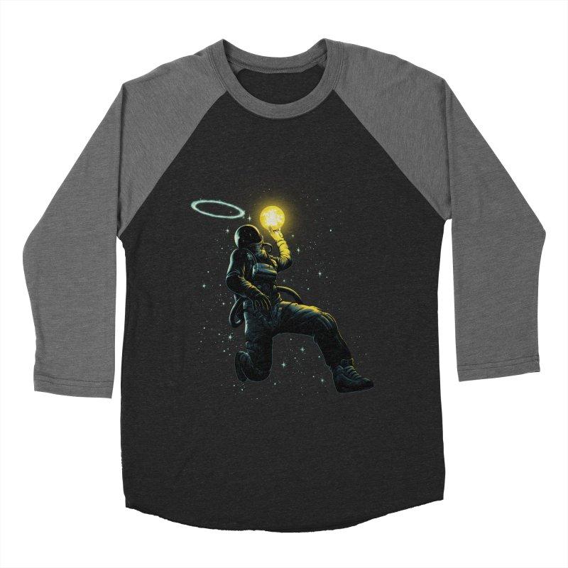 Astro Slam Dunk Women's Baseball Triblend Longsleeve T-Shirt by ES427's Artist Shop