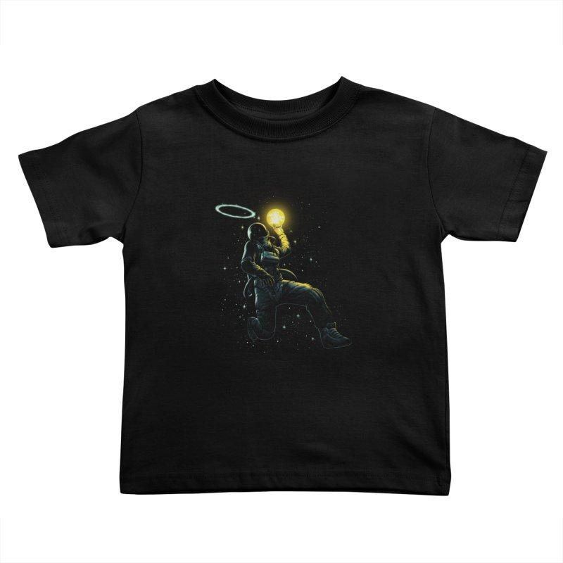 Astro Slam Dunk Kids Toddler T-Shirt by ES427's Artist Shop