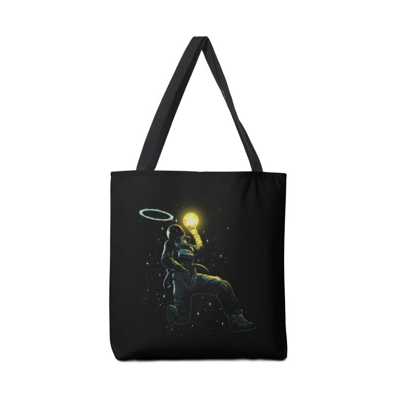 Astro Slam Dunk Accessories Tote Bag Bag by ES427's Artist Shop