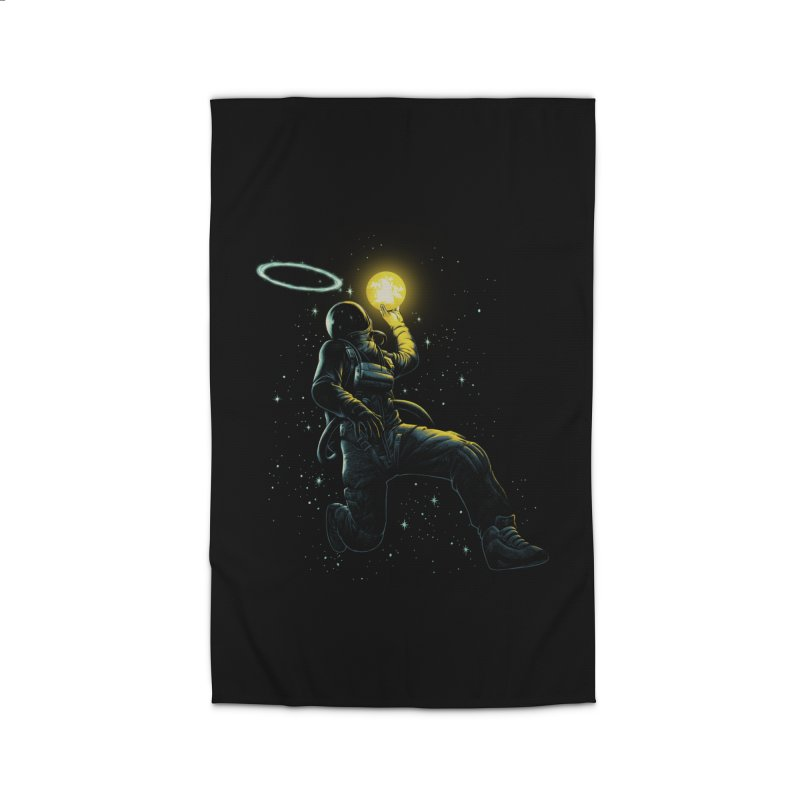 Astro Slam Dunk Home Rug by ES427's Artist Shop