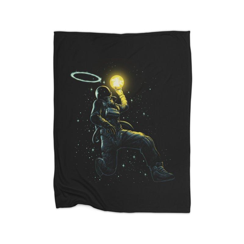 Astro Slam Dunk Home Blanket by ES427's Artist Shop