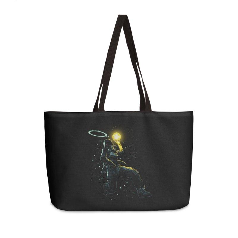 Astro Slam Dunk Accessories Weekender Bag Bag by ES427's Artist Shop