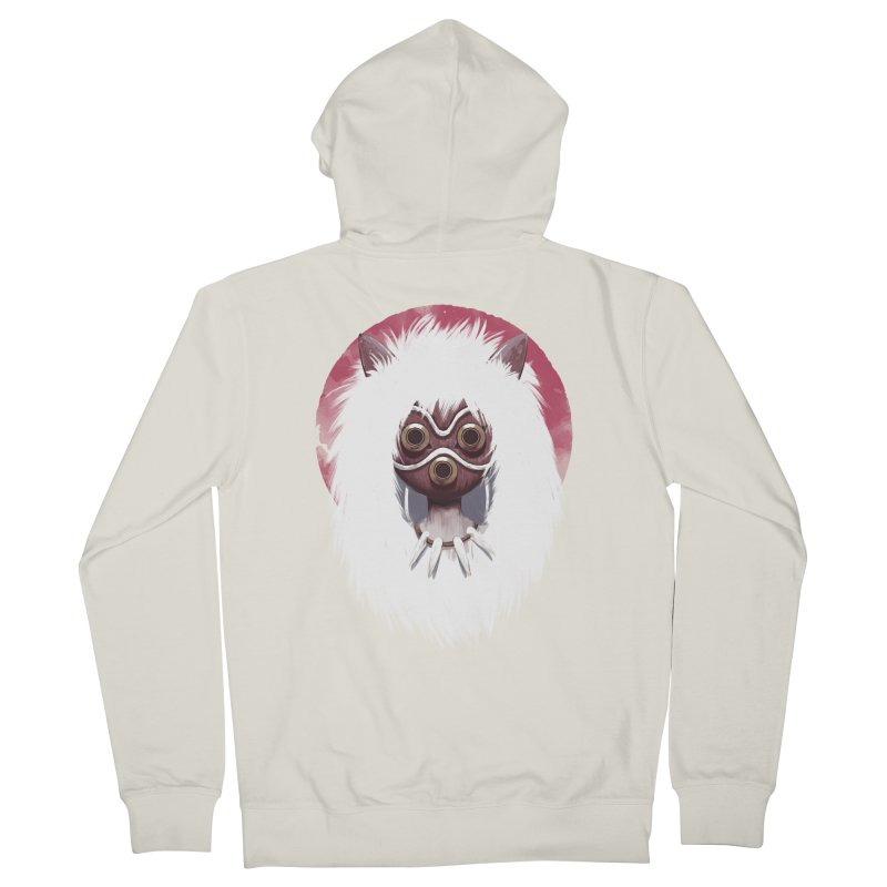 Princess Men's French Terry Zip-Up Hoody by ES427's Artist Shop