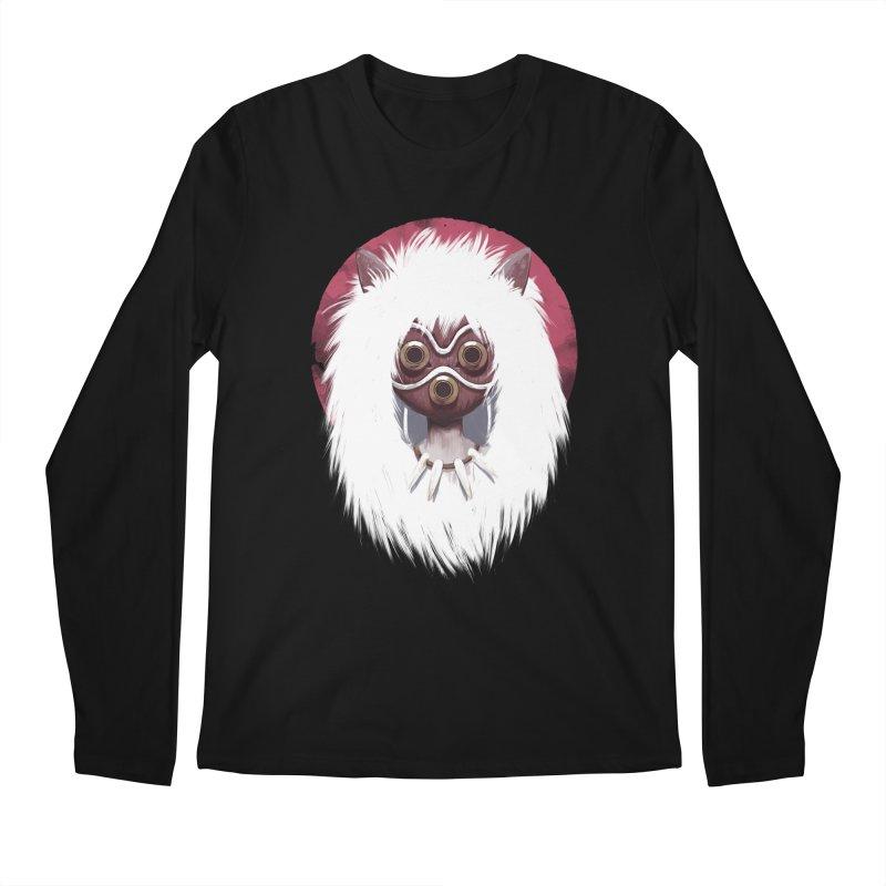 Princess Men's Regular Longsleeve T-Shirt by ES427's Artist Shop
