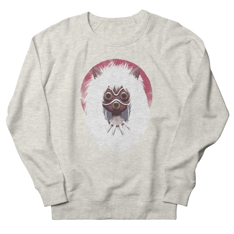 Princess Men's French Terry Sweatshirt by ES427's Artist Shop