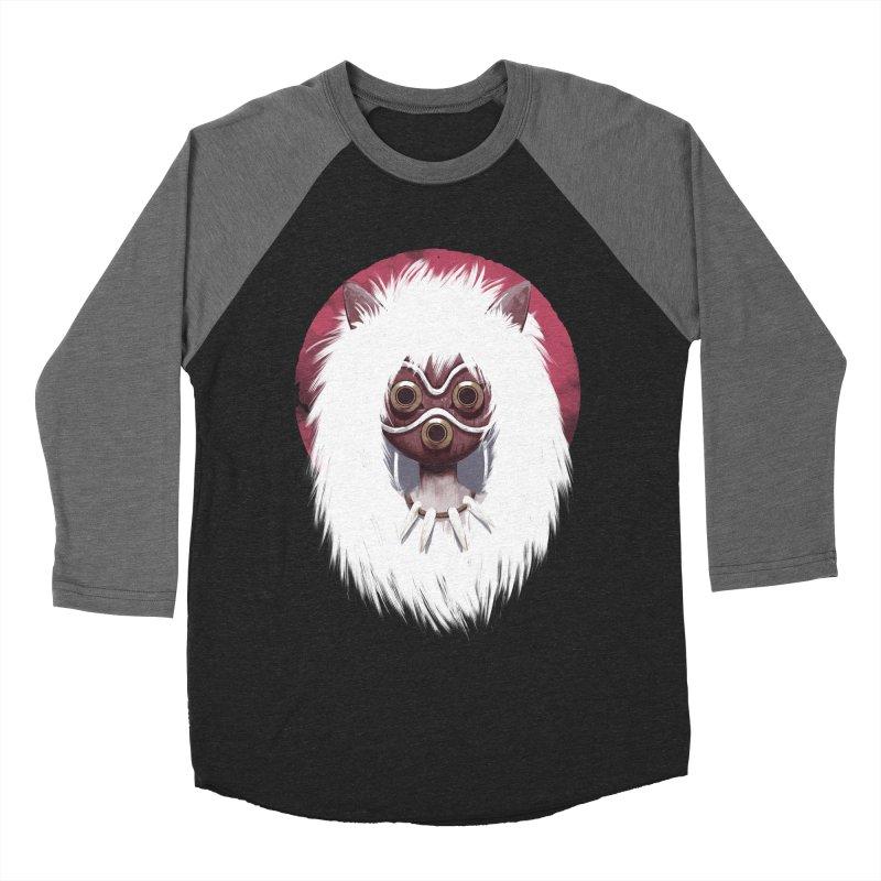 Princess Men's Baseball Triblend T-Shirt by ES427's Artist Shop