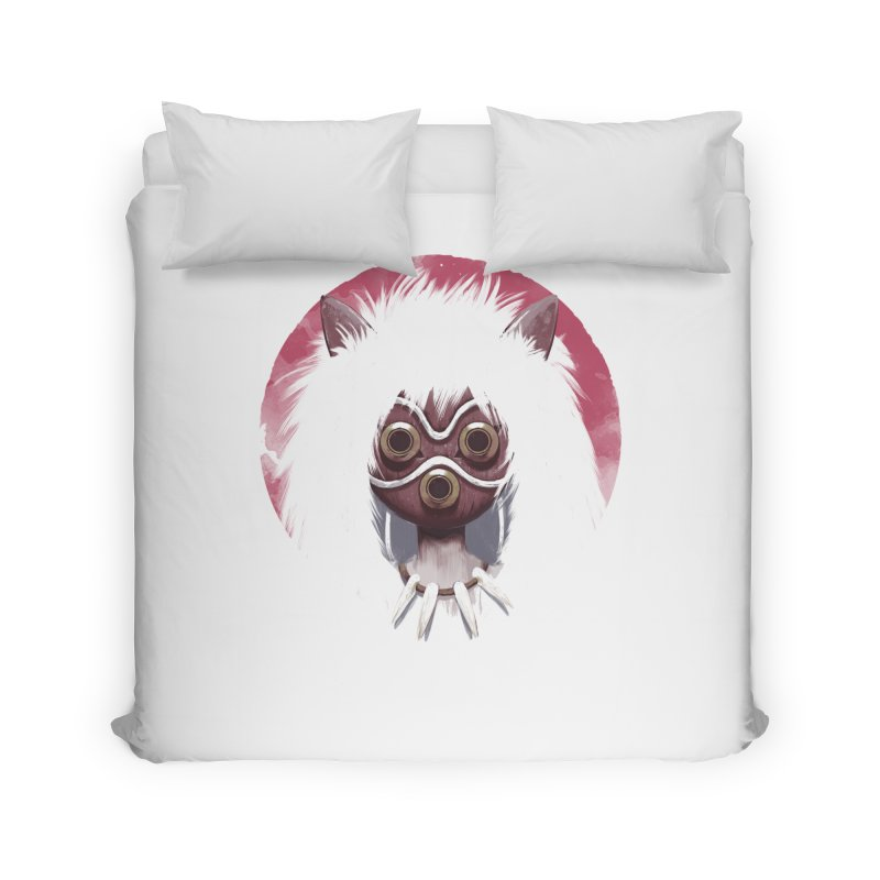 Princess Home Duvet by ES427's Artist Shop