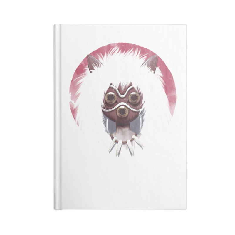 Princess Accessories Notebook by ES427's Artist Shop