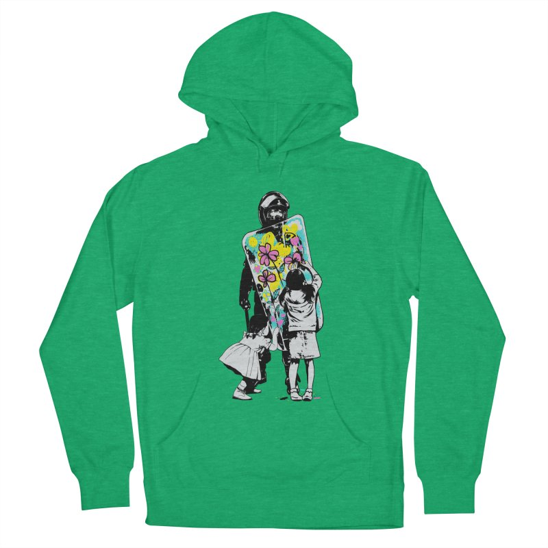 This is not a riot Women's French Terry Pullover Hoody by ES427's Artist Shop
