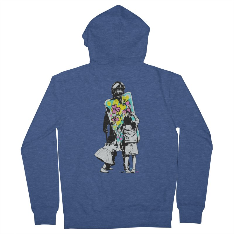 This is not a riot Women's Zip-Up Hoody by ES427's Artist Shop