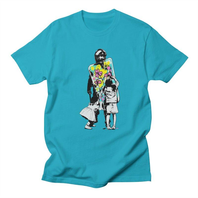 This is not a riot Women's Regular Unisex T-Shirt by ES427's Artist Shop