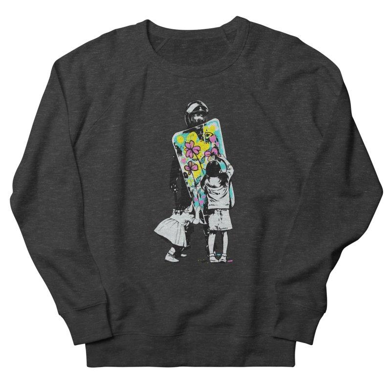 This is not a riot Men's Sweatshirt by ES427's Artist Shop