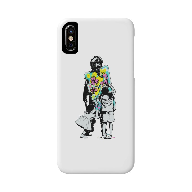 This is not a riot Accessories Phone Case by ES427's Artist Shop