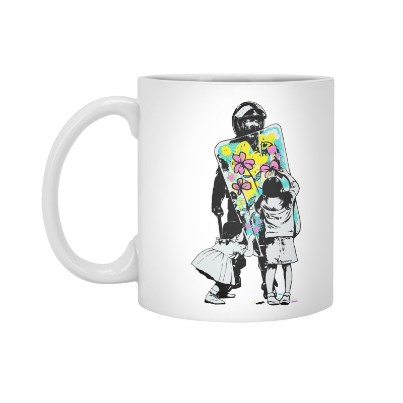 This is not a riot Accessories Standard Mug by ES427's Artist Shop