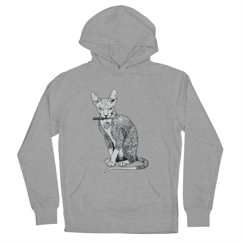 Gangster Women's Pullover Hoody by ES427's Artist Shop